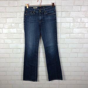 AG Adriano Goldschmied Jessie Curvy Boot Cut Jeans